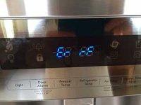 Холодильник Liebherr пищит, горит «Alarm», пишет ошибки